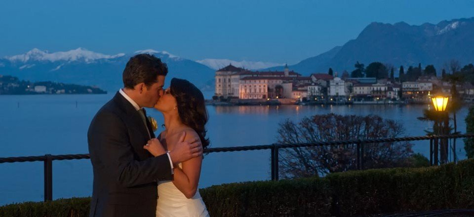 Getting Married On Lake Maggiore: great scenery and Belle Epoque appeal