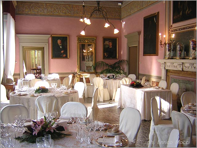 wedding receptions at Palazzo Ubertini lake Orta
