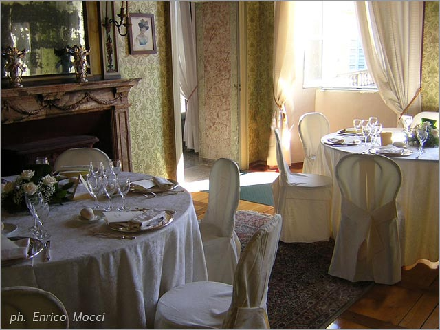 Palazzo Ubertini wedding reception venue in Orta