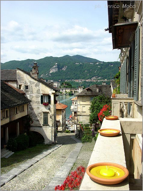 Palazzo Ubertini wedding planner in Orta