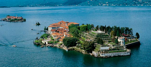 Destination Weddings on Borromean Islands