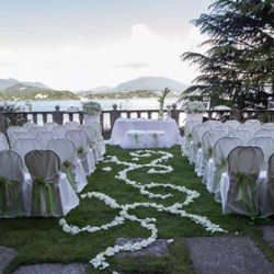 A Legal Civil ceremony at Villa Claudia Dal Pozzo on Lake Maggiore