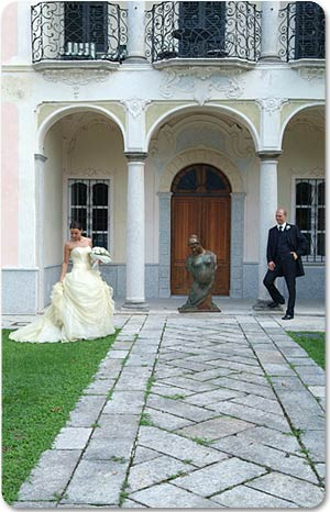 Villa Gippini Wedding Enzo Franza Photographer Lake Orta