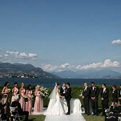 A Russian - Canadian Wedding in Stresa the pearl of Lake Maggiore