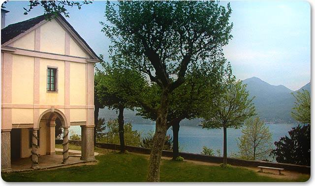 Weddings on Sacro Monte di Ghiffa