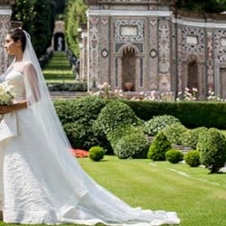 A dreamy wedding at Villa d'Este
