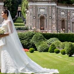 A dreamy wedding at Villa d'Este