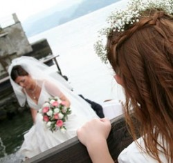 A Lucky Irish Wedding on Lake Orta