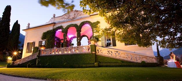 Balbianello Villa: luxury and style on lake Como