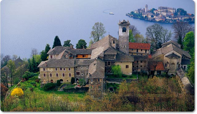 Sacro Monte Church Orta