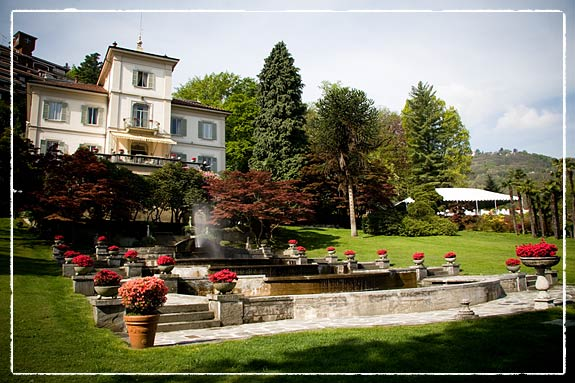 Villa Muggia Wedding in Stresa