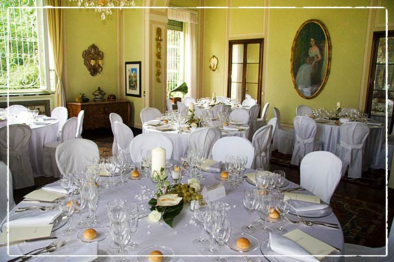 Villa Muggia Wedding Planner