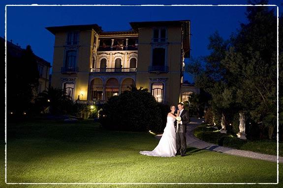 Villa Rusconi Weddings