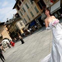 The wonderful Main Square of Orta