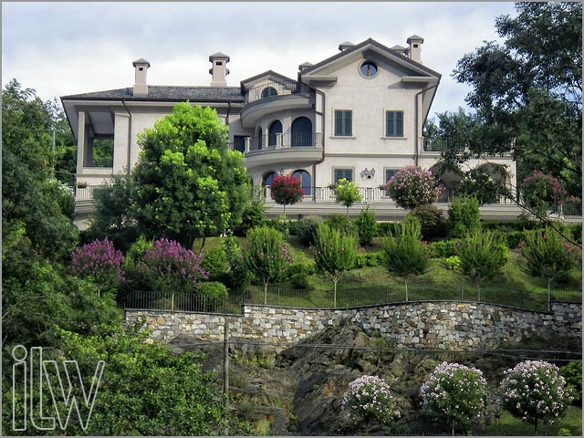 Villa Ortea lake Orta wedding venue