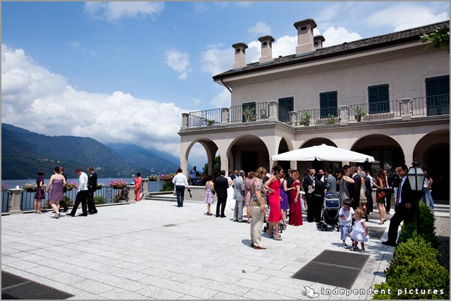 Villa Ortea Weddings in Pettenasco lake Orta