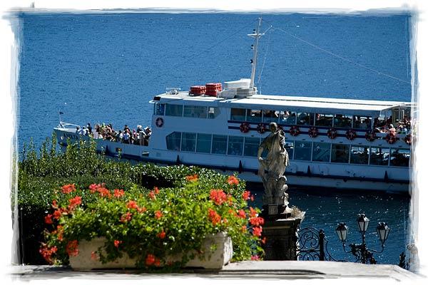 Oudoor wedding Lake Como