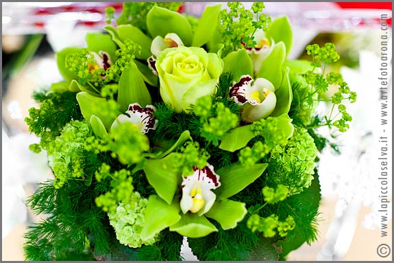 green-orchids-centerpiece