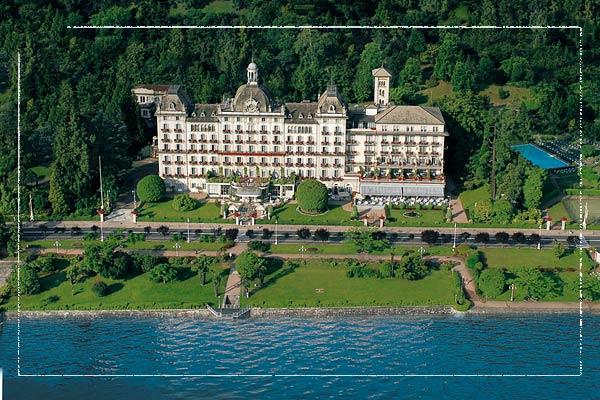 Wedding to grand hotel des iles borrom for Designhotel lago maggiore