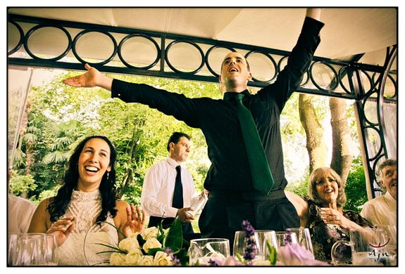 Outdoor-wedding-reception-in-Verbania