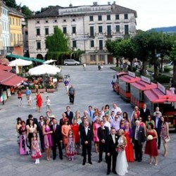 Summer Season Weddings in Orta, part 2: Laura & Kieran