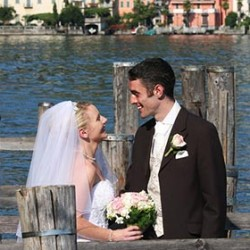 Summer Season Weddings in Orta, part 5: Gillian & Louis