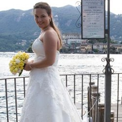 Summer Season Weddings in Orta, part 1: Nathalie & Tim