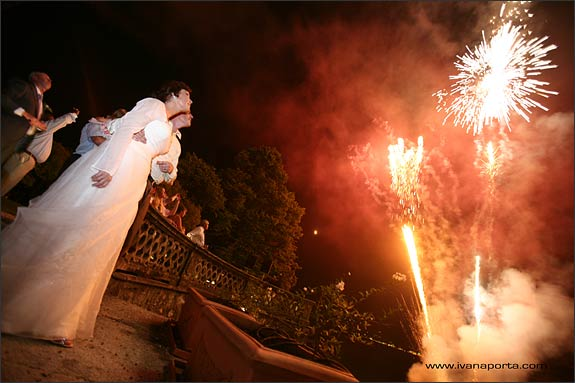 Wedding-Fireworks-Italy