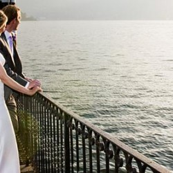 Nicky & Chris, Symbolic Ceremony at Villa Rusconi Clerici
