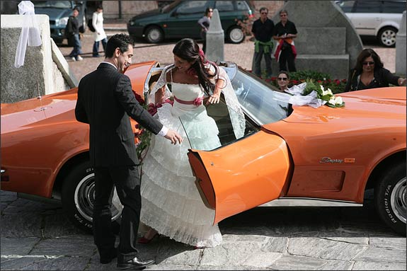 Corvette-vintage-wedding-car-rental-Italy