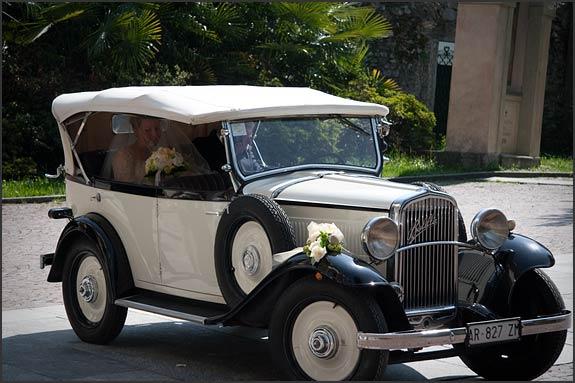 Classic Car Rental Lake Garda