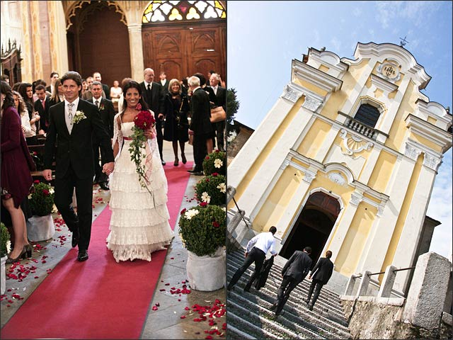 Wedding-church-Arona-lake-Maggiore