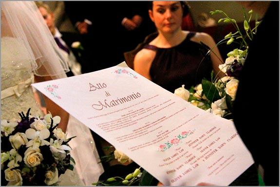 Registro Firme Matrimonio Simbolico : Wedding in verbania pallanza