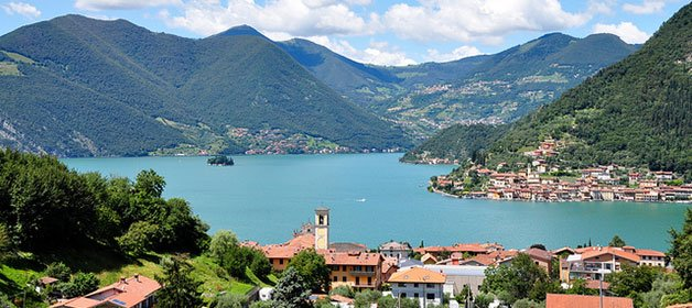 Introducing Lake Iseo
