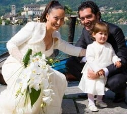 Wedding for 3 at Villa Bossi