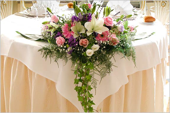 Wedding Decorations For Bride And Groom Table Hd Photo