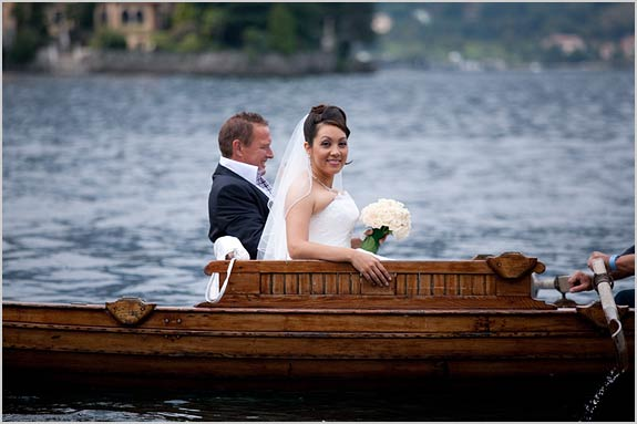 Matrimonio In Yacht : Flowers and balloons decoration wedding on lake orta italy