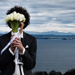 Australian winter wedding in Bracciano