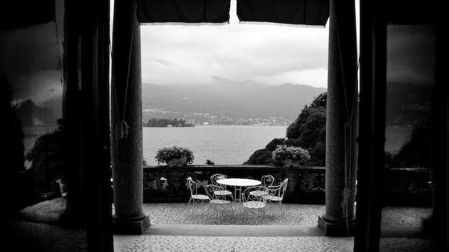 wedding rental villa on Lake Maggiore