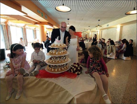 Hotel-Approdo-Orta-wedding-cake