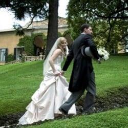 An unforgettable wedding at Villa del Balbianello