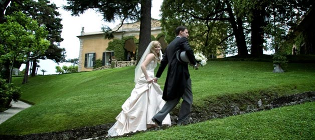 An unforgettable wedding at Villa del Balbianello