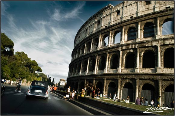 wedding-in-Rome-Colosseo