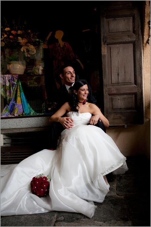 italian bridal dress