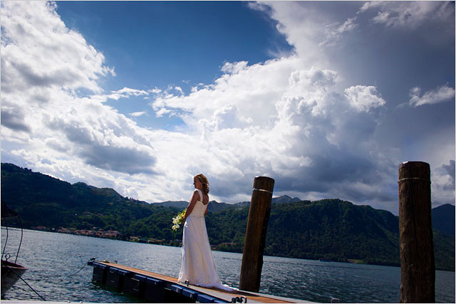 bride-on-lake-Orta
