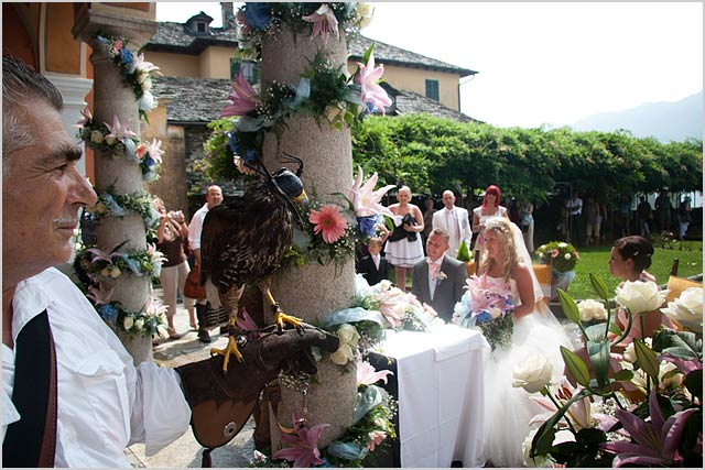 hawks-for-weddings-in-Italy
