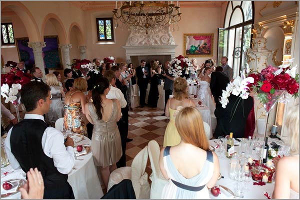 A Russian Dream Wedding In Desenzano Lake Garda Italy