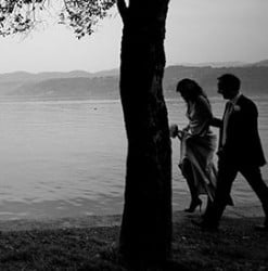 Eloping in Orta... a wedding for two on a romantic lake