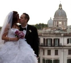 A Wedding for two in Rome
