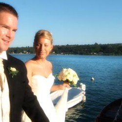 Kate and Kevin, a wedding to Gardone Riviera
